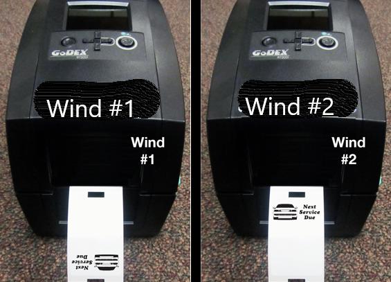 Printer Wind