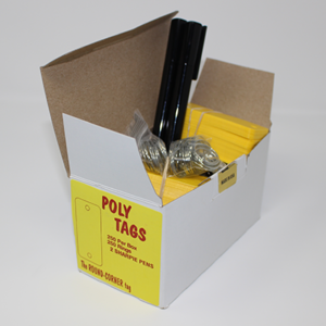 PolyTags 250 box