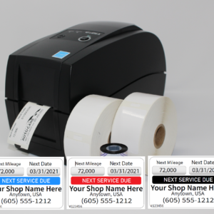 Printer PKG Custom Generic Labels